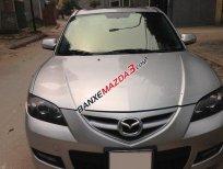 Bán Mazda 3 đời 2008, màu bạc chính chủ, giá 462tr