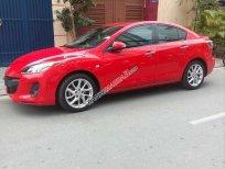 Bán xe Mazda 3 S đời 2012, màu đỏ