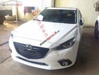 Bán Mazda 3 đời 2016, màu trắng, giá 680tr