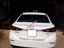 Xe Mazda 3 sedan năm 2017, màu trắng còn mới, giá 680tr