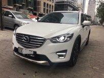 Cần bán gấp Mazda CX 5 2.0AT sản xuất 2016, màu trắng, như mới
