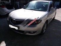 Cần bán Mazda 3 MT đời 2005, màu bạc chính chủ