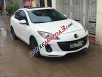Cần bán gấp Mazda 3 AT sản xuất 2014, màu trắng