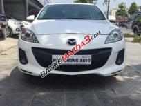 Chính chủ bán ô tô Mazda 3 AT năm 2014, màu trắng