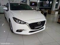 Bán xe Mazda 3 đời 2017, màu trắng, nhập khẩu