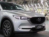 Bán Mazda CX 5 năm 2018, màu xám