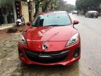 Bán Mazda 3 S sản xuất 2013, màu đỏ, giá chỉ 488 triệu