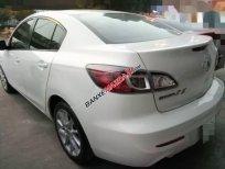 Bán Mazda 3 S AT sản xuất 2014, màu trắng, giá 565tr