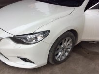 Cần bán gấp Mazda 6 6 sản xuất 2016, màu trắng, như mới, 825 triệu