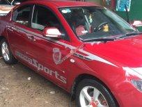 Bán Mazda 3 1.6 MT năm sản xuất 2004, màu đỏ