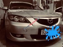 Cần bán lại xe Mazda 3 2007, màu bạc, xe gia đình