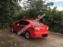 Cần bán lại xe Mazda 3 S đời 2012, màu đỏ xe gia đình