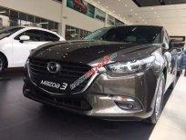 Mazda Cần Thơ cần bán xe Mazda 3 2018, màu nâu