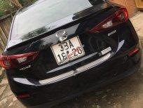 Cần bán lại xe Mazda 3 1.5 AT năm sản xuất 2018, màu đen xe gia đình
