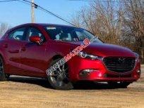 Bán Mazda 3 năm sản xuất 2017, màu đỏ