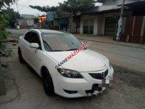Cần bán lại xe Mazda 3 2004, màu trắng, nhập khẩu nguyên chiếc