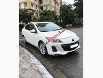 Cần bán xe Mazda 3 AT năm 2014, màu trắng