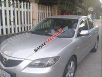 Bán xe Mazda 3 năm sản xuất 2005, màu bạc