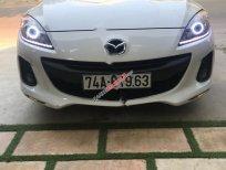 Bán Mazda 3 S 1.6 AT năm sản xuất 2013, màu trắng chính chủ, 460tr