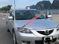 Bán Mazda 3 1.6AT đời 2008, màu bạc, 303tr