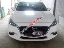 Bán Mazda 3 1.5AT năm sản xuất 2018, màu trắng, xe mua 10/2018, xe nhà nên ít sử dụng mới 2900km