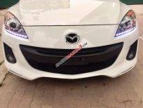 Bán Mazda 3S sản xuất 2014 số tự động, màu trắng, xe rất giữ gìn đi ít, nguyên bản