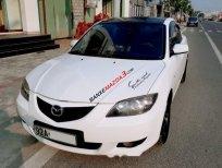 Cần bán lại xe Mazda 3 năm sản xuất 2005, màu trắng, giá 225tr
