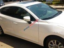 Cần bán Mazda 3 đời 2016, màu trắng, nhập khẩu