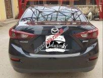 Bán Mazda 3 1.5 AT năm 2016, màu đen, chính chủ, 605tr