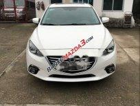 Cần bán xe Mazda 3 sản xuất năm 2016, màu trắng, nhập khẩu nguyên chiếc, xe gia đình