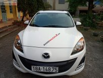 Bán xe Mazda 3 đời 2010, màu trắng, xe nhập chính chủ