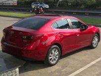 Bán ô tô Mazda 3 1.5 AT sản xuất năm 2019, màu đỏ, giá 669tr