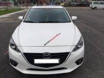 Chính chủ bán Mazda 3 năm 2015, màu trắng, giá cạnh tranh