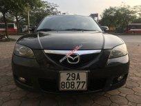 Bán xe Mazda 3 1.6AT 2009, màu đen, nhập khẩu nguyên chiếc