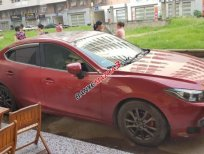 Bán Mazda 3 1.5 2015, màu đỏ, cam kết không đâm đụng bơi lội