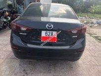 Bán Mazda 3 màu xanh đen, đăng ký 9/1/2017