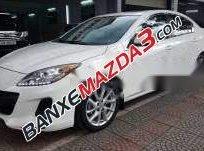 Cần bán Mazda 3 sản xuất 2014, màu trắng, xe nhập xe gia đình, 465tr