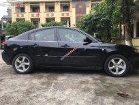 Bán ô tô Mazda 3 sản xuất năm 2004, màu đen xe gia đình, giá tốt