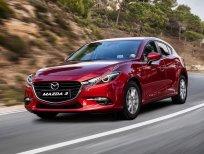 Bán Mazda 3 năm 2019 màu đỏ, giá 669tr