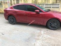 Cần bán gấp Mazda 3 1.5 AT 2016, màu đỏ số tự động, giá 590tr