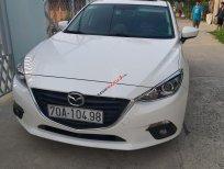 Cần bán xe Mazda 3 đời 2016, màu trắng, xe gia đình. Giá 549 triệu đồng