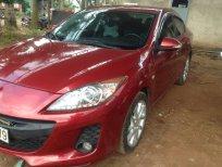 Cần bán Mazda 3 S 2014, màu đỏ