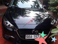 Chính chủ bán Mazda 3 năm sản xuất 2017, màu đen