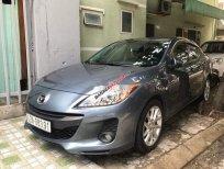 Cần bán Mazda 3S đời 2013, màu xanh lam, giá tốt