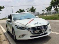 Bán Mazda 3  1.5L sản xuất 2018, màu trắng, xe nhập như mới