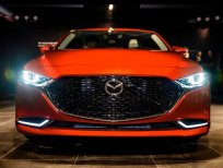 Bán xe Mazda 3 Deluxe đời 2019, màu đỏ