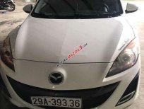 Bán Mazda 3 năm 2011, màu trắng, nhập khẩu, số tự động