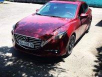 Xe Mazda 3 AT đời 2017, màu đỏ giá cạnh tranh