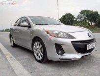 Cần bán Mazda 3 đời 2012, màu bạc, giá cả hợp lý