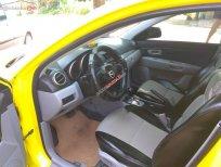 Cần bán xe Mazda 3 1.6 AT 2005, màu vàng như mới